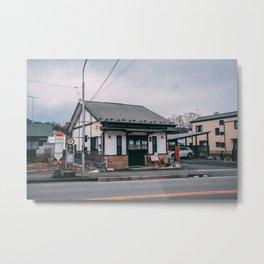 Nikko streets Metal Print