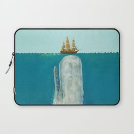 The Whale Laptop Sleeve
