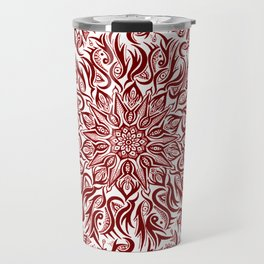 Fire-Garnet Travel Mug