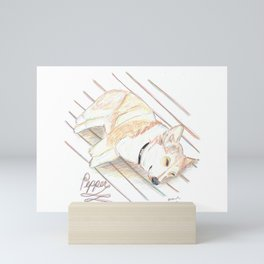 Pepper Mini Art Print