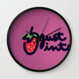 MADUIXA Wall Clock