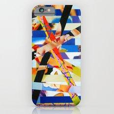 January (stripes 6) Slim Case iPhone 6s