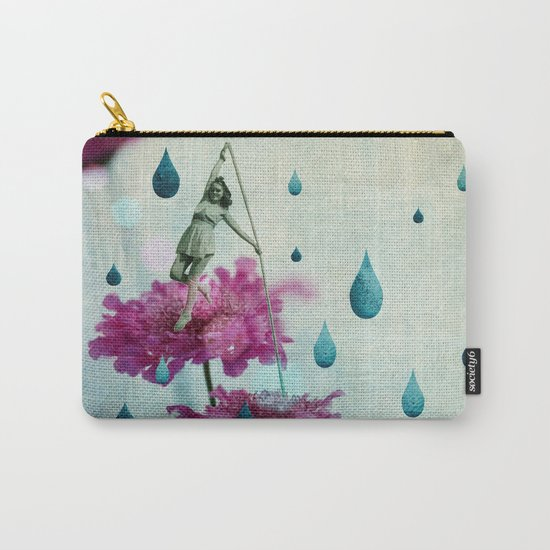 walk in the garden Carry-All Pouch