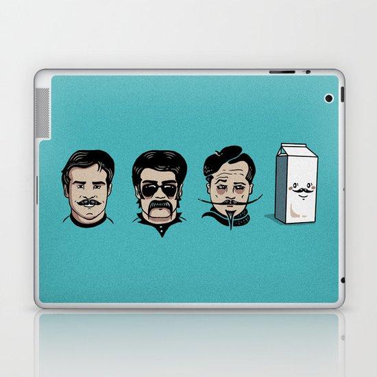 Mustache Club Laptop & iPad Skin