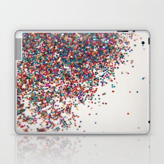 Fun II (NOT REAL GLITTER) Laptop & iPad Skin