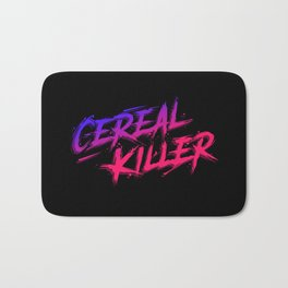 Cereal Killer Bath Mat