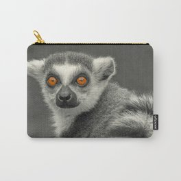 LEMUR PORTRAIT Carry-All Pouch