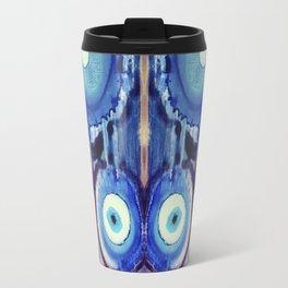 Evil Eye Tears Travel Mug