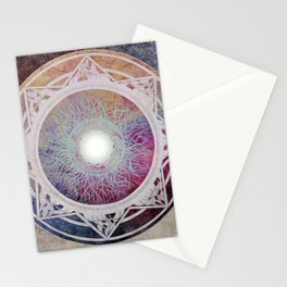 Mantra Stationery Cards