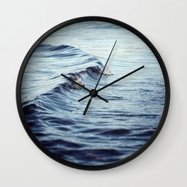 The Curl Wall Clock