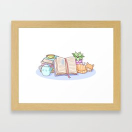 Sunday Dream Framed Art Print