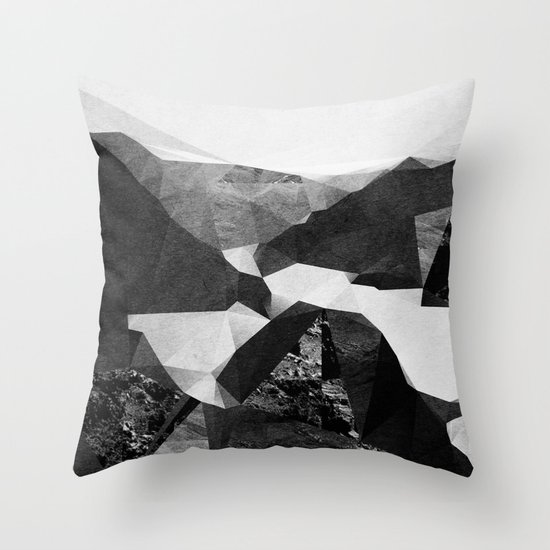 She puts the weights in my heart Throw Pillow