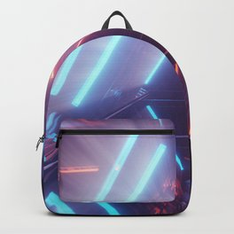 Futuristic Lights Backpack