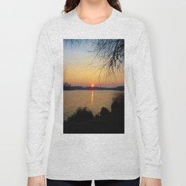 Sunset 1 Photography Long Sleeve T-shirt