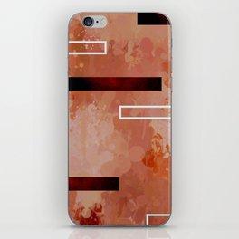 Brown iPhone Skin