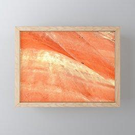 PAINTED HILLS - OREGON Framed Mini Art Print