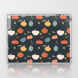 PumpkinPattern Laptop & iPad Skin