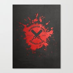 Winchester Arms Cricket Club Canvas Print