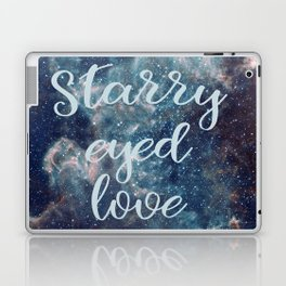 Starry Eyed Love Laptop & iPad Skin