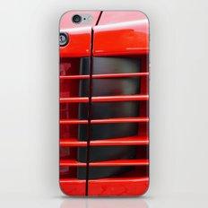 Ferrari Testarossa iPhone Skin