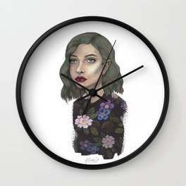 Old Soul Wall Clock