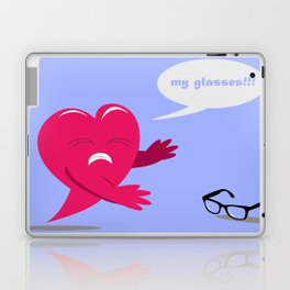 Love Blinded Laptop & iPad Skin