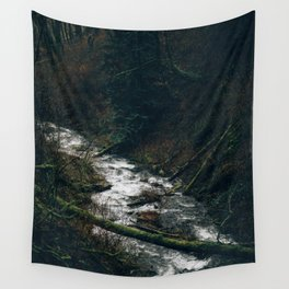 Latourell Creek Wall Tapestry