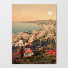 Is This The City We Dreamt Of Canvas Print