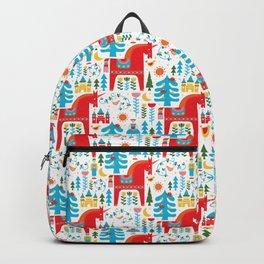Scandinavian Inspired Fairytale - Bright Backpack