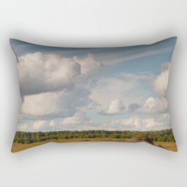 Under The Sky Rectangular Pillow