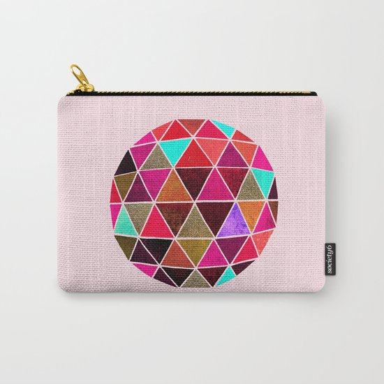 Geodesic 4 Carry-All Pouch