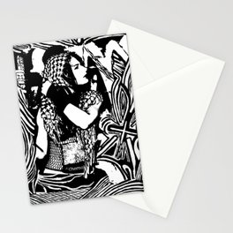 Headscarf Stationery Cards