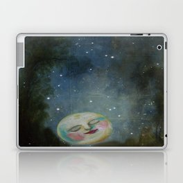 Always Kiss the Moon Goodnight  Laptop & iPad Skin