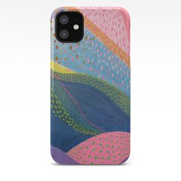 """Corales"" Marisa Moscoso iPhone Case"