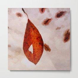 Leaves of AutumnII Metal Print