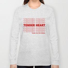 Tender Heart - Thank You! Long Sleeve T-shirt