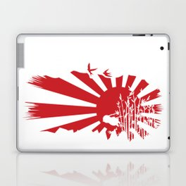 Penguin Bushido Laptop & iPad Skin