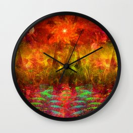 The Gnostic Archons Wall Clock
