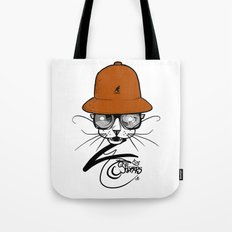 The Cats Whiskers.  Tote Bag