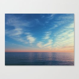 Goodnight Kiss Canvas Print