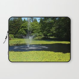 Van Dusen Botanical Garden Laptop Sleeve