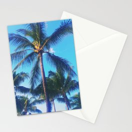 Miami Palm Trees II Stationery Cards