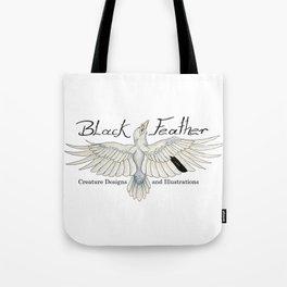 Black Feather Studios Tote Bag