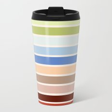 The colors of - Porco Rosso Travel Mug