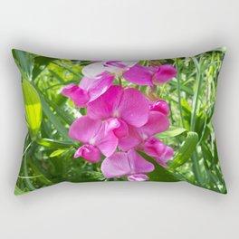 Sweet Pink Rectangular Pillow