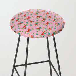 Tiger Hunt Bar Stool