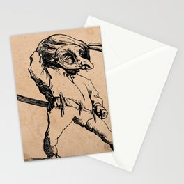 Gobbi II Stationery Cards