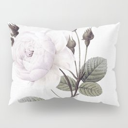 low colored rose pattern Pillow Sham
