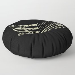 USS Harry S. Truman Floor Pillow