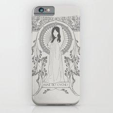 Reine des Cygnes (Grey) Slim Case iPhone 6s